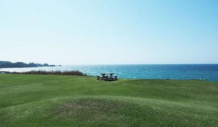 日本最大水上樂園福井縣「芝政世界」的絕景
