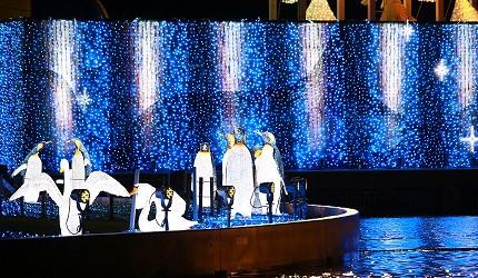 日本最大水上樂園福井縣「芝政世界」的期間限定夏夜浪漫點燈活動