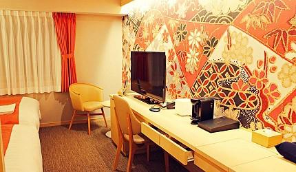 金澤飯店旅館住宿推薦!HOTEL WING INTERNATIONAL Premium金沢駅前兩張單人床房(ツイン)