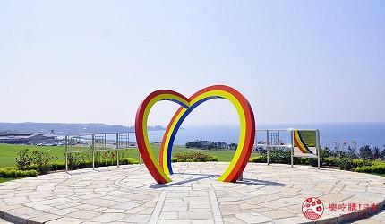 日本最大水上樂園福井縣「芝政世界」的戀人聖地
