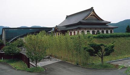 大本山永平寺的傘松閣
