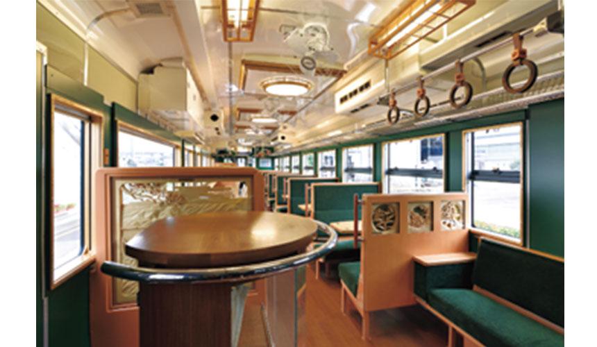 观光列车特辑──号称北陆富山县的移动美术馆列车