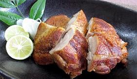 日本德島阿波尾雞