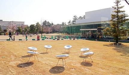 日本金澤自由行旅遊推薦行程必逛景點:金澤21世紀美術館
