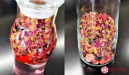 日本越光米的故鄉北陸「福井」的乾燥花水果乾店家「FruColle」的水果花