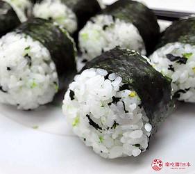 日本越光米的故鄉北陸「福井」的農家餐廳「かじかの里山殿下」福井越光米飯糰