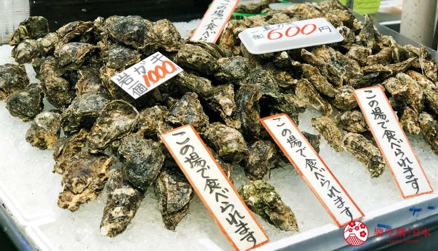 北陆自由行金泽自由行北路金泽近江町市场美食必吃