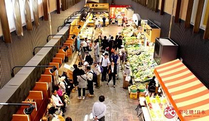 金澤推薦景點近江町市場