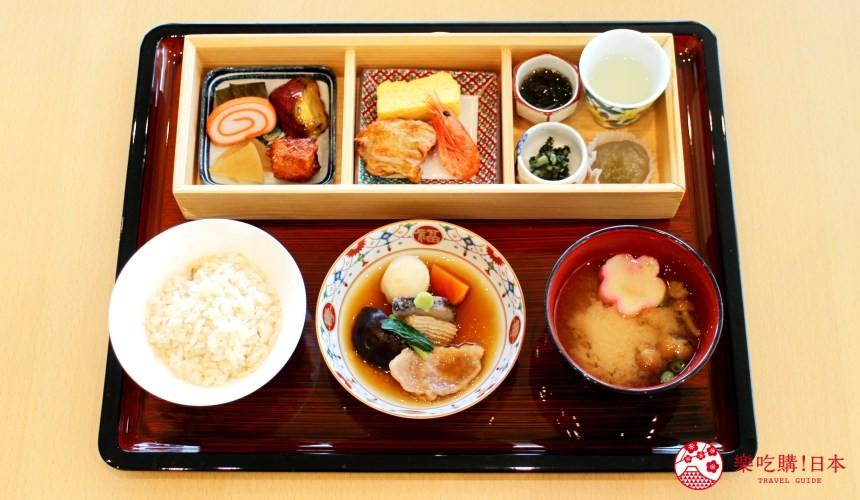 HOTEL WING INTERNATIONAL Premium金沢駅前的早餐