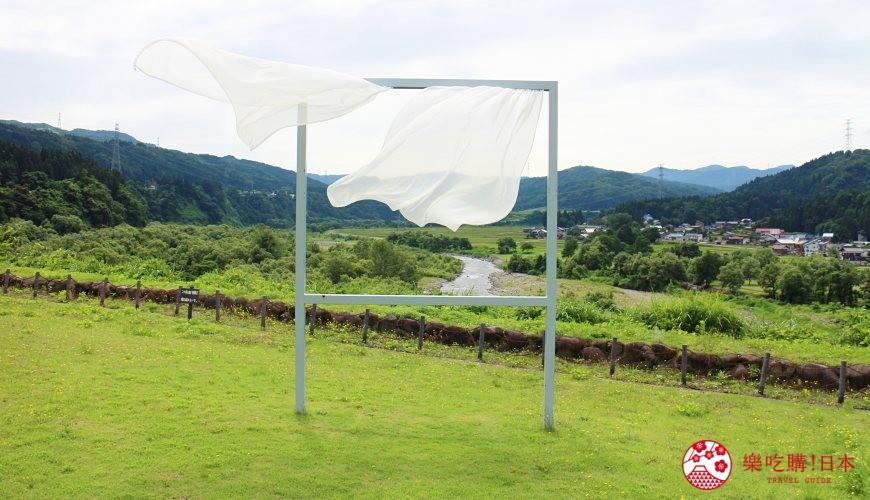 越後妻有大地藝術祭越後妻有内海昭子作品為了無數失去的窗たくさん失われた窓のために