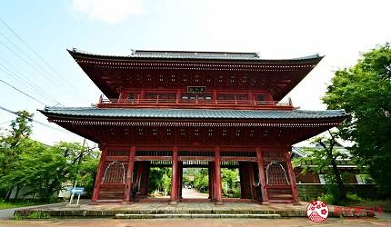 新潟三條三条景點本成寺