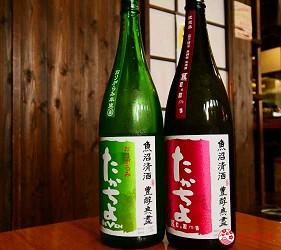 新潟三條美食推薦漁師DINING日本海ばん屋