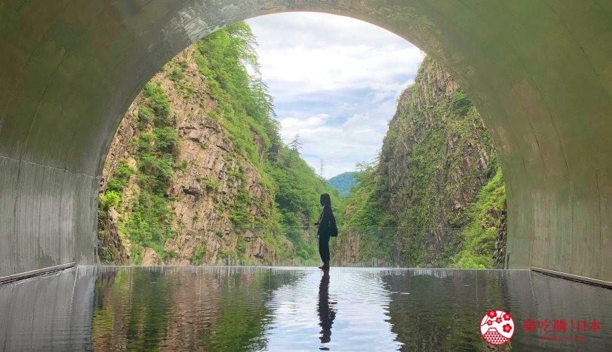 越後妻有大地藝術祭清津峽溪谷隧道