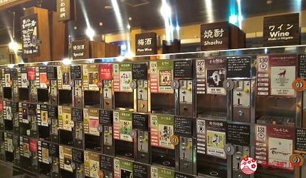 日本自由行新潟四日三夜行程中推介的越後湯澤車站內的ぽんしゅ酒館