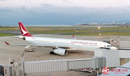 國泰港龍航空正式推出香港直飛日本新潟航線使用的A330