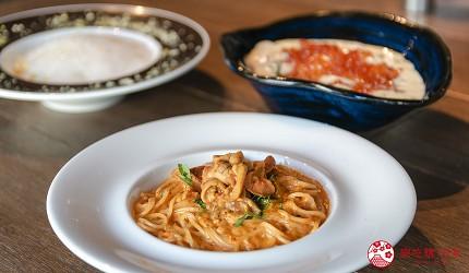 日本自由行新潟四日三夜行程中推介當地料理餐廳燕三条義大利 Bit