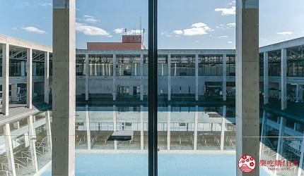日本自由行新潟四日三夜行程中推介的越後妻有里山現代美術館 KINARE
