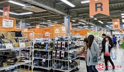台灣香港已有直航的新潟縣新自由行觀光旅行熱點燕市彌彥村4日3夜行程推薦推介前往的Stock Busters 的店內貨架