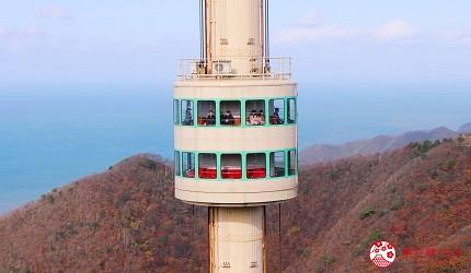 台灣香港已有直航的新潟縣新自由行觀光旅行熱點燕市彌彥村4日3夜行程推薦推介前往的彌彥神社的鳥居