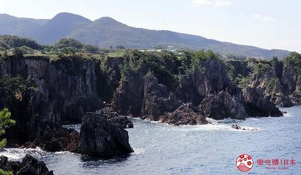 新泻佐渡岛景点必访绝景尖阁湾扬岛游乐区