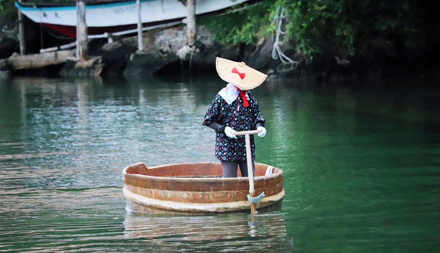 新泻佐渡岛5大景点吉卜力迷必访神隐少女盆舟天空之城绝景
